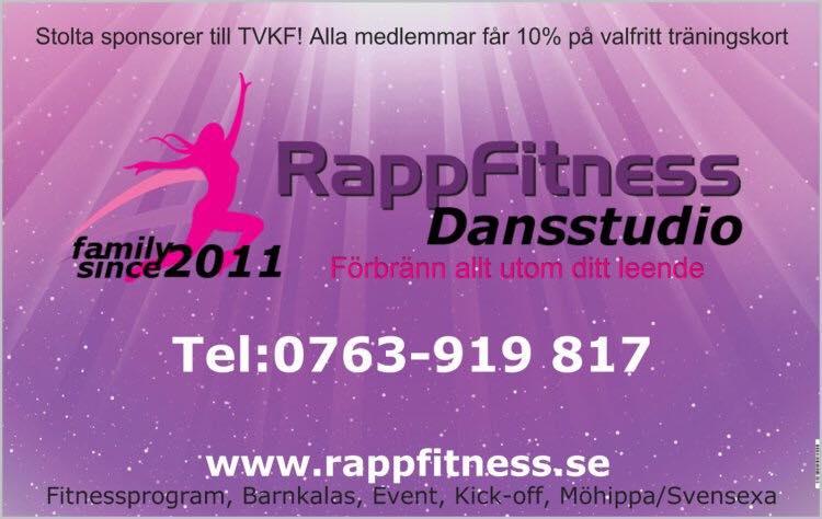 Rapp Fitness Dansstudio